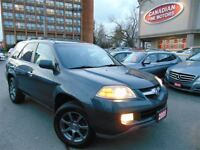 2005 Acura MDX TOURING LEATHER ROOF DUAL DVD