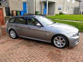 2011 BMW 320d 2.0 M-Sport estate