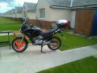Varadero 125 £2750 open to offers