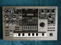 Roland MC505 MC 505 Sequencer Drum Machine Synthesizer PLUS memory card