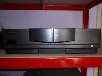 PANASONIC NV-HS1000B S VHS VCR VHS VIDEO RECORDER NVHS1000