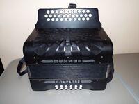 Hohner BC C Sharp accordion quick sale £315
