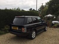 Range Rover 'Autobiography' 2005 with great spec, lovely inside and out with 11 months MOT.