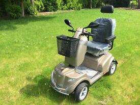 Borgarell scooter cost £6000 (can deliver )
