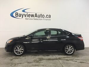 2013 Nissan SENTRA SR- AUTO! ALLOYS! A/C! BLUETOOTH! CRUISE!
