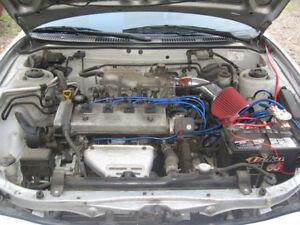 BCP RED 1990-1999 Toyota Celica ST GT GTS L4 1.6L 1.8L 2.2L Short Ram Intake Kit