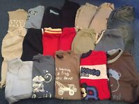 Boys clothes bundle age 12-18 mths