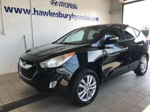 2013 Hyundai Tucson LTD