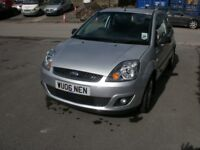 fiesta zetec climate 1.2 23000 miles only