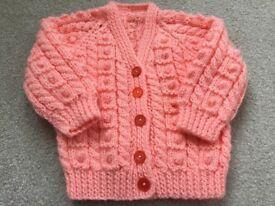 New baby knit wear