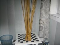 LIGHT - Reed Floor Lamp BARGAIN