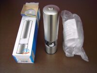 Electrical Pepper or Salt Grinder. Brand New in box
