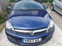 Vauxhall Astra sxi 1.6cc MOT November 2016