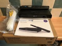BT YouView 500gb Box & FreeView HD Box