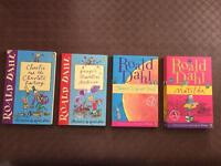 Collection of Roald Dahl paperbacks