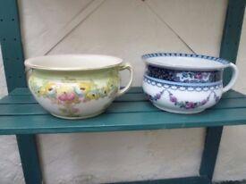 Chamber Pots - Victorian