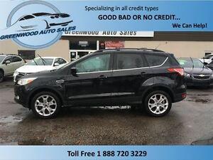 2013 Ford Escape FORD ESCAPE 4X4, POWER OPT
