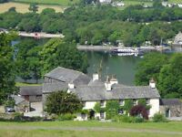 Chef and general assistant needed on a stunning farm in the Lakes