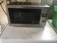 Digital silver Microwave