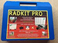 Radkit Pro - radiator moving kit DIY
