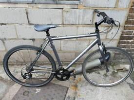 Trek Alluminuim hybrid road bike 700c