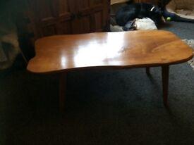 Unusual coffee table