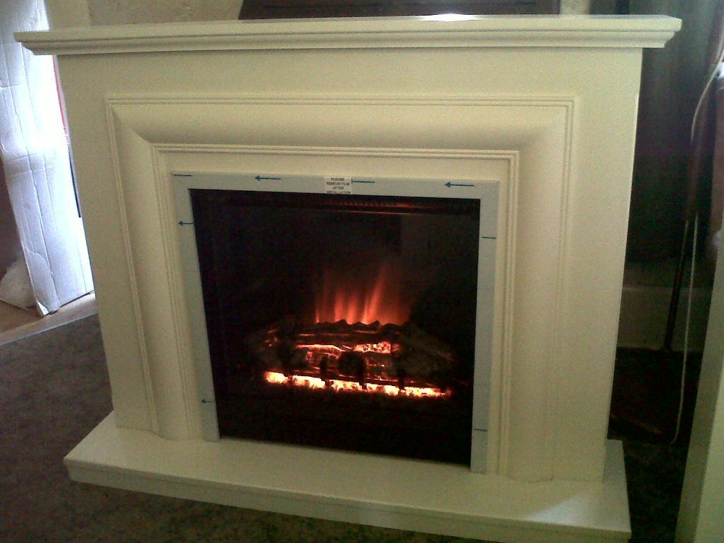 Avensis soft white fire and surround in Abergavenny  : 86 from www.gumtree.com size 1024 x 768 jpeg 99kB
