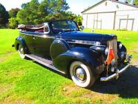 Rare 1939 PACKARD 4 door Convertible