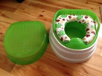 Potty/toilet training seat