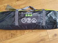 Yellowstone ascent dome 4 man tent