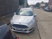 2015 FORD FIESTA ZETEC 1.2 HPI CLEAR MINT CONDITION 1 YEAR MOT ONLY 24000