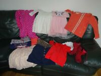 Girl clothes 5-6 years old Bundle 3
