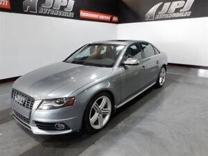 2011 Audi S4 Premium- 3.0 SUPERCHARGED-TOIT-JAMIAS ACCIDENTE Pr
