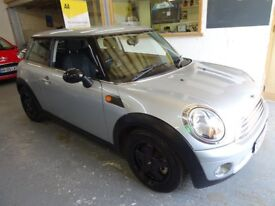 2007 MINI HATCH 1.4 ONE 3DOOR, SERVICE HISTORY, HPI CLEAR, CLEAN CAR, DRIVES VERY NICE, 2 KEYS