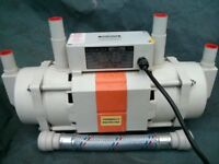 Aqualisa Aquaforce 65 Twin Ended Shower Booster Pump