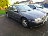 £350 ROVER 600 HONDA ENGINE MOTED MOTED MARCH 2018 MAY PX/SWAP