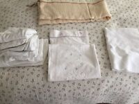FOR SALE: Bundle of clothes and bedding for Newborn and 0-3 months