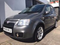 Fiat Panda 1.4 16v 5dr PARTS & LABOUR WARRANTY