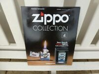 ZIPPO LIGHTER on MAGAZINE Issue No: 4 (Collectors)