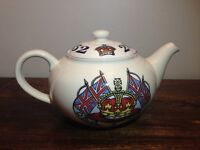 Diamond Jubilee Teapot