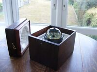 Simpson-Lawrence Boat Compass, excellent condition, with transit box, Folkestone, only £47=00 ONO
