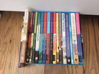 Full set of Michael Morpurgo books for children