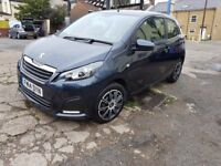 peugeot 108 2014 only 11,000 miles
