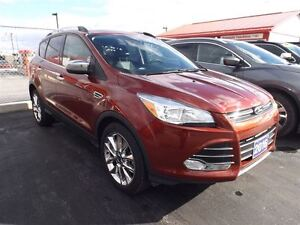 2016 Ford Escape SE 4X4 LEATHER SUNROOF