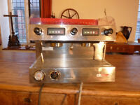 San Remo Commercial Espresso Machine