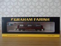 Graham Farish N Gauge - 377-902 - BZA Steel Carrier Wagon EWS