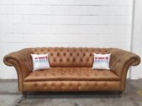 CHESTERFIELD SOFAS, CHAIRS AND MORE