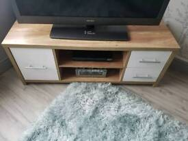 Tv stand an side unit