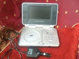 proline in car dvd player
