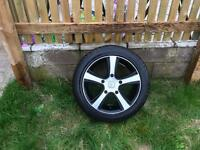 Ford transit 18 inch alloy wheels